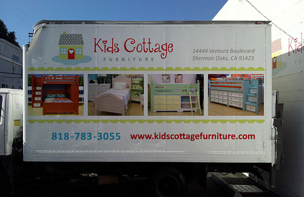 Superbe Since The Inception Of The Business In December 2013, I Had Been Providing  All Graphic Design, Web Design, And Marketing For Kids Cottage Furniture.